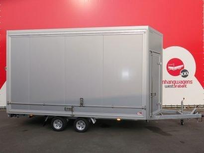 Proline gesloten aanhanger 425x204x250cm 3000kg Aanhangwagens XXL West Brabant hoofd