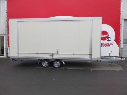 Proline gesloten aanhanger 485x204x210cm 3000kg Aanhangwagens XXL West Brabant hoofd