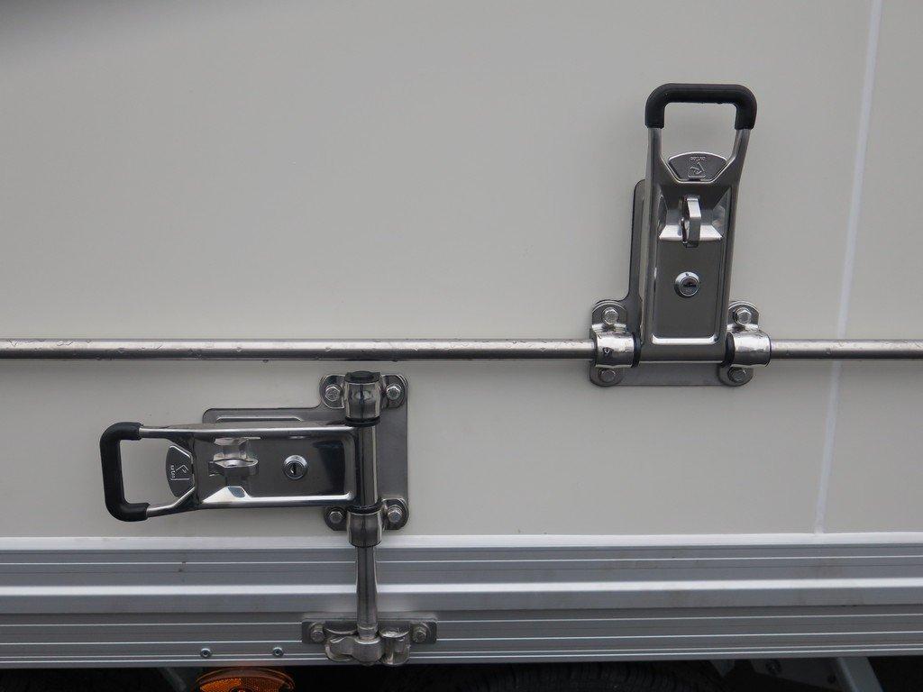 Proline gesloten aanhanger 485x204x210cm 3000kg Aanhangwagens XXL West Brabant sluitingen Aanhangwagens XXL West Brabant