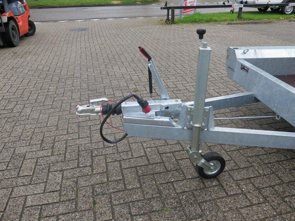Hulco machinetransporter 300x150cm 1500kg Basic Aanhangwagens XXL West Brabant 2.0 dissel Aanhangwagens XXL West Brabant