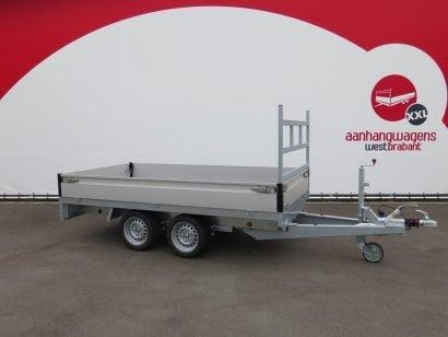 Proline plateauwagen 301x155cm 2700kg Aanhangwagens XXL West Brabant 2.0 hoofd