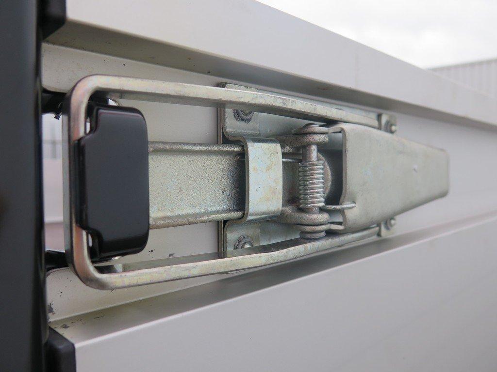 Proline plateauwagen 603x202cm 3500kg verlaagd Aanhangwagens XXL West Brabant 2.0 sluiting