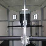 Ifor Williams HB506 2 paards paardentrailer met zadelkamer Aanhangwagens XXL West Brabant binnenkant 2