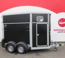 Ifor Williams HB506 2 paards paardentrailer met zadelkamer Aanhangwagens XXL West Brabant hoofd Aanhangwagens XXL West Brabant