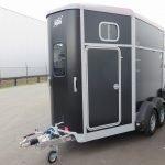 Ifor Williams HB506 2 paards paardentrailer met zadelkamer Aanhangwagens XXL West Brabant overzicht