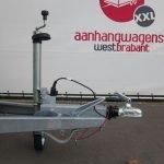 Proline Chamonix Duo 2 paards paardentrailer Proline Chamonix Duo 2 paards paardentrailer Aanhangwagens XXL West Brabant dissel