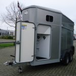Ifor Williams HB511 2 paards paardentrailer met zadelkamer Aanhangwagens XXL West Brabant zadelkamer 2 Aanhangwagens XXL West Brabant