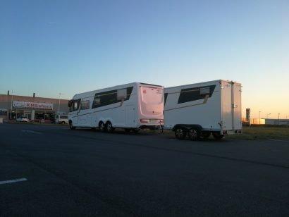 Maatwerk aanhangwagen perfecte combinatie Aanhangwagens XXL West Brabant hoofd Aanhangwagens XXL West Brabant