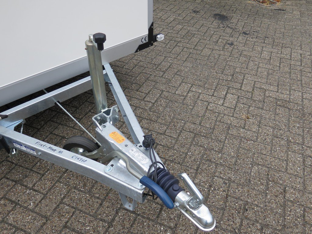 Proline gesloten aanhanger 280x176x180cm 1500kg zakbaar Aanhangwagens XXL West Brabant 2.0 dissel Aanhangwagens XXL West Brabant