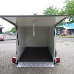 Proline motortrailer 280x176x180cm 1500kg gesloten Aanhangwagens XXL West Brabant 2.0 achter Aanhangwagens XXL West Brabant