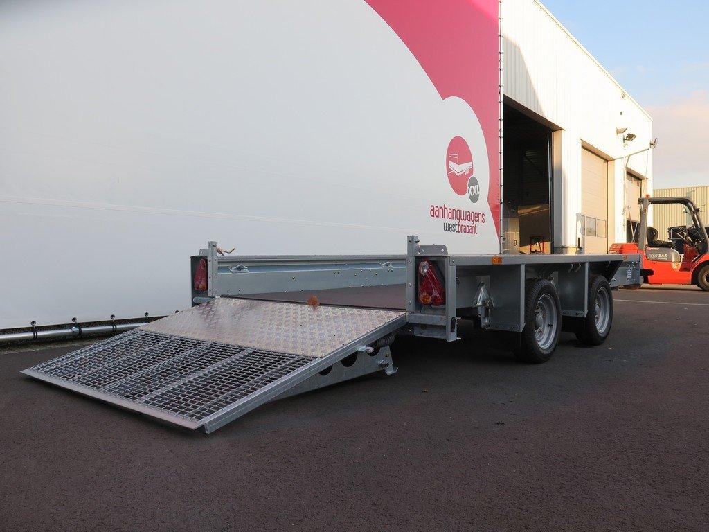 Ifor Williams machinetransporter 366x157cm 3500kg