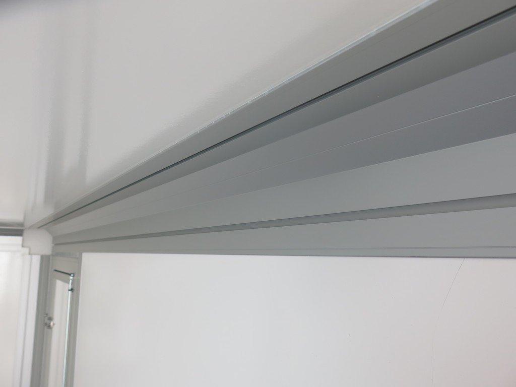 Proline gesloten aanhanger 315x155x190cm 2850kg