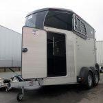 Ifor Williams HBX506 2-paards paardentrailer