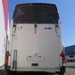 Ifor Williams HBE506 2-paards paardentrailer