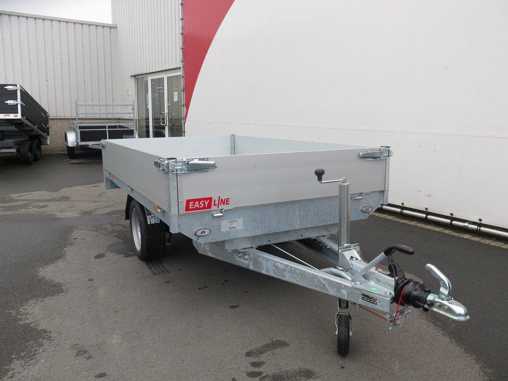 Easyline kipper 255x155cm 1600kg