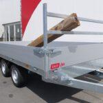 Easyline Plateauwagen 330x180cm 2700kg