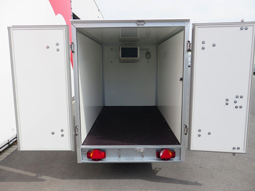 DEMO Proline koelaanhanger 250x130x150cm 750kg