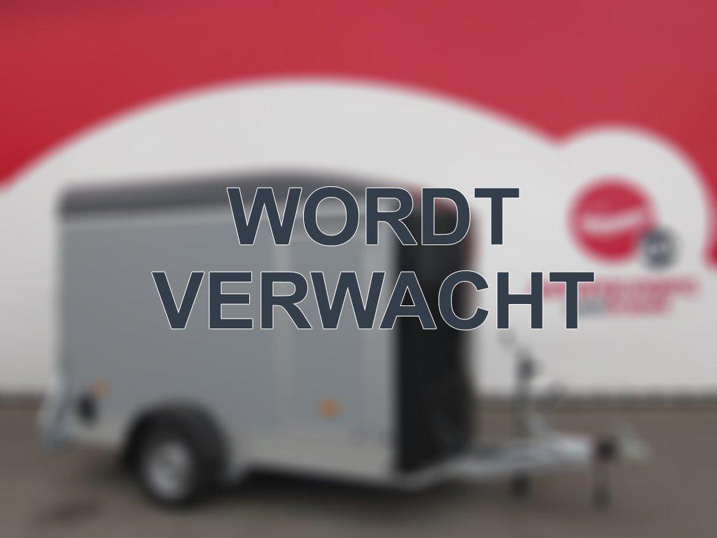 van Weel lesaanhangwagen 601x191x150cm 2000kg uit
