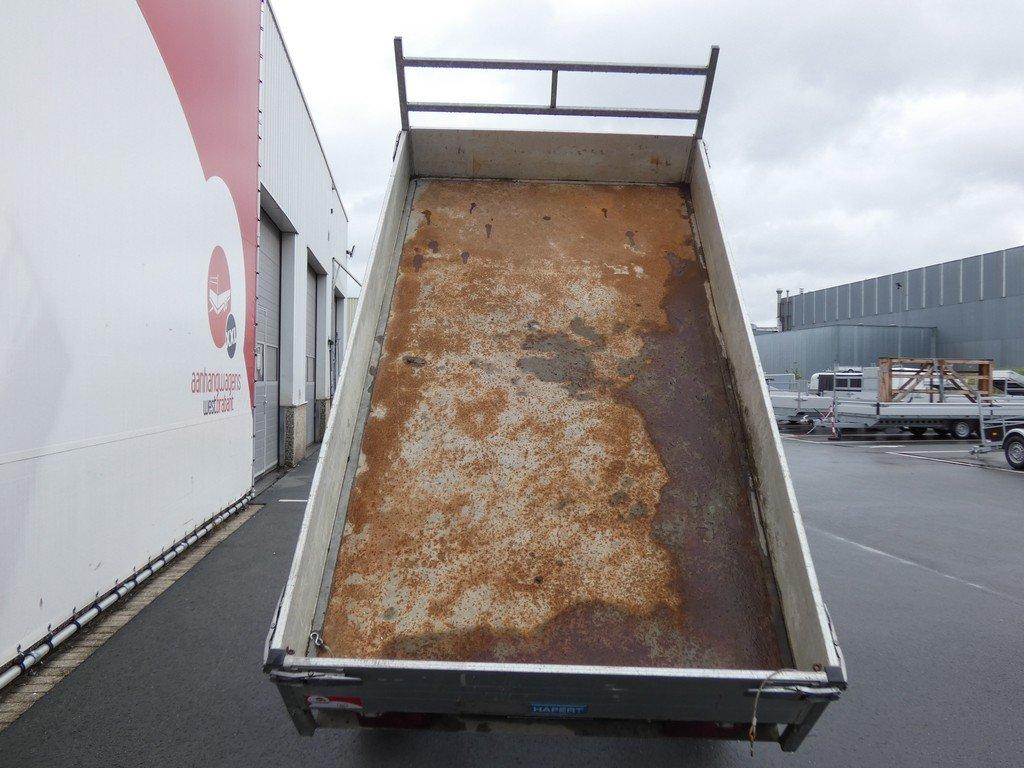 Hapert kipper 301x165cm 2700kg uit 2001